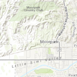The Charming City Of Moorpark California on