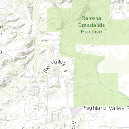 Here's a map of the Pasqual wildfire   The Morning Call