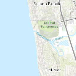 Del Mar Map City Limits Map | Del Mar, CA   Official Website Del Mar Map