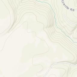 Winchester Idaho Map.Winchester Lake Idaho Fishing Planner