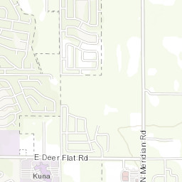 Kuna ID Official Website Interactive Zoning Map