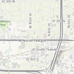 Va Hospital Utah Map.Salt Lake City Maps Active Projects