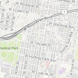 Temple University Hospital Temple Lung Center Philadelphia PA - Philadelphia university map