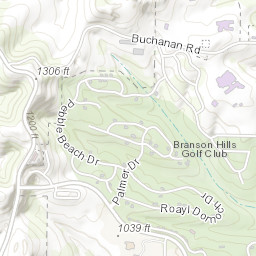 Henning Ruth And Paul CA MDC Discover Nature - Branson map pdf