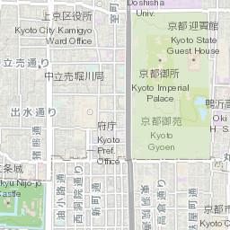 四条烏丸クロスマーク 京都府 周辺の災害リスク Renosy 住まいの窓口