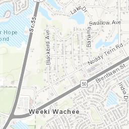 Weeki Wachee Florida Map.Weeki Wachee Springs State Park Florida State Parks