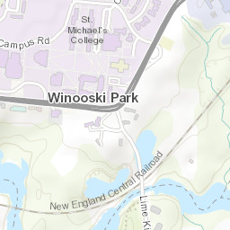 Winooski Map Viewer