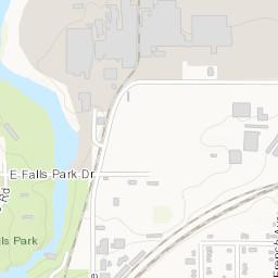 City of Sioux Falls Hydrant Flushing Progress Map