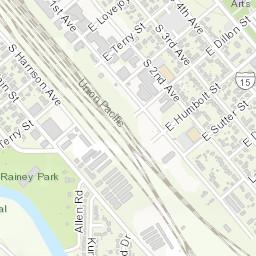 Lander University Campus Map.Pocatello Campus Maps Idaho State University
