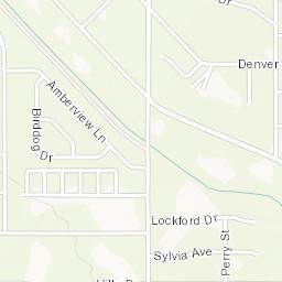 Klamath County Land Use Zoning Map