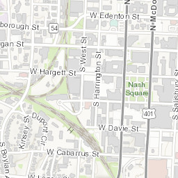State of North Carolina: Downtown Raleigh Parking and State ...