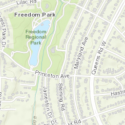 Freedom Park Charlotte Nc Map.South End Land Use