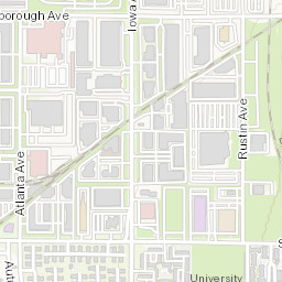 ArcGIS - UCR Housing and Academic-Copy-Copy