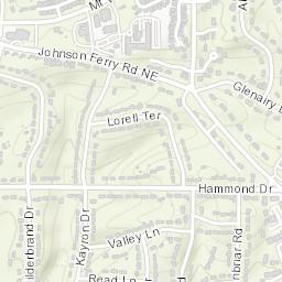 Sidewalk Access Explorer - App | Fulton County, Georgia