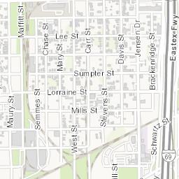 Houston Plat Tracker Plats