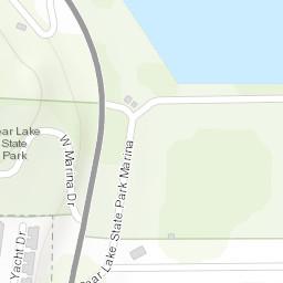 Map Utah State Parks