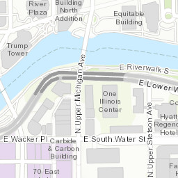 Riverwalk Chicago Map.National Weather Service Advanced Hydrologic Prediction Service