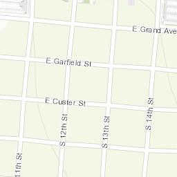 Uw Campus Map