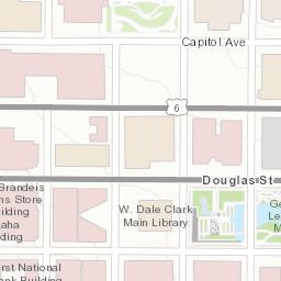 Douglas Park Chicago Map.Map Park Omaha