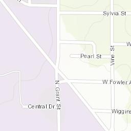 Aacc Main Campus Map.Purdue Campus Map West Lafayette Campus