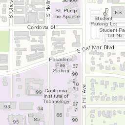 St Rose Campus Map.Arcgis Pasadena City College Campus Map