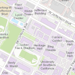 Lafc Subway Map.32nd Street High School Community Map