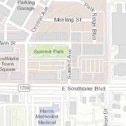 Event Map | Southlake Tourism, TX - Official Website on