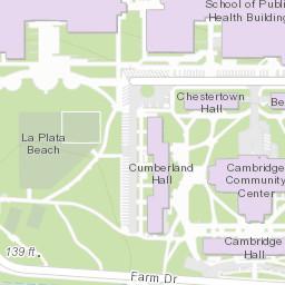 UMD Campus Map on umd duluth campus map, umd map of location, umd maryland location map,