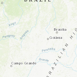 Southern Brazilian Highlands - Peakbagger.com
