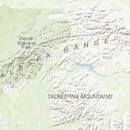 Alaska Range - Peakbagger.com