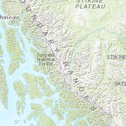 Juneau Zip Code Map.Advanced Hydrologic Prediction Service Juneau