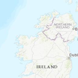 UK Rivers Map WWF - Kenya rivers map