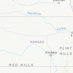 South Dakota - Trails Illustrated Maps - Trail Maps