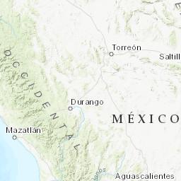 Mexican West Coast Ranges - Peakbagger.com
