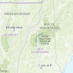Vermont - Trails Illustrated Maps - Trail Maps