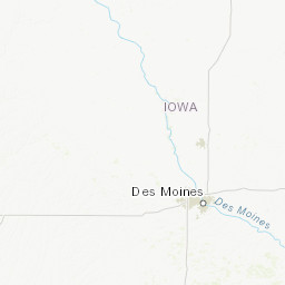Advanced Hydrologic Prediction Service Des Moines