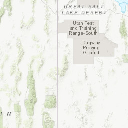 OHV Riding Map | Utah State Parks