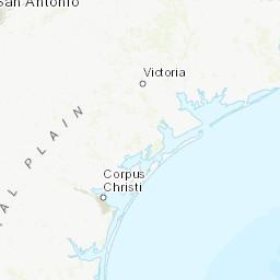 Advanced Hydrologic Prediction Service: Corpus Christi
