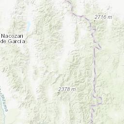 preliminary geologic map of the cerro cobachi area sonora mexico