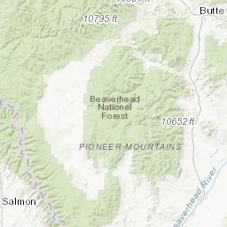 Southwest Montana Ranges - Peakbagger.com