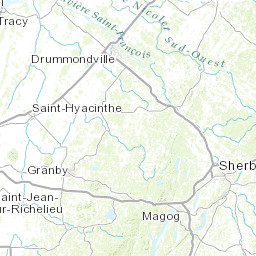Flood Inundation Maps For Lake Champlain In Vermont And New York - Lake-champlain-on-us-map