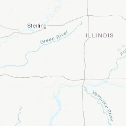 Advanced Hydrologic Prediction Service: Chicago on map of china major rivers, map of alaska major rivers, map of thailand major rivers, map of united states major rivers,