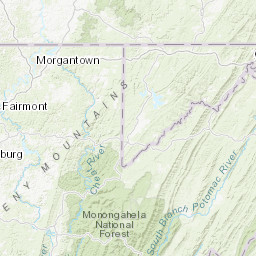 Northern Allegheny Mountains - Peakbagger.com