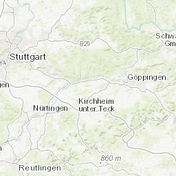 Verband Region Stuttgart | Esri, HERE, Garmin, FAO, USGS, NGA |