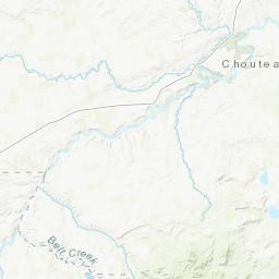 Upper Missouri River Breaks National Monument BUREAU OF LAND