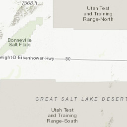 Bonneville Salt Flats | Bureau of Land Management
