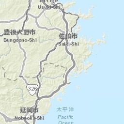 福岡県内の災害拠点病院マップ