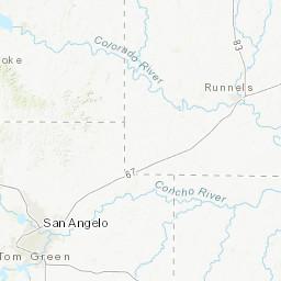 Abilene State Park Texas Parks Wildlife Department
