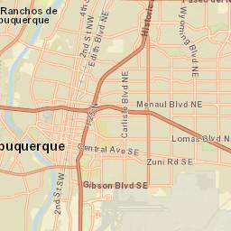 Bernalillo County Atlas - Address, History, Zone