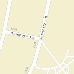 Dublin Ca Map on